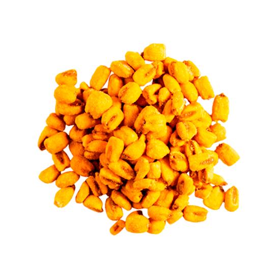 milho-torrado-mel-e-mostarda
