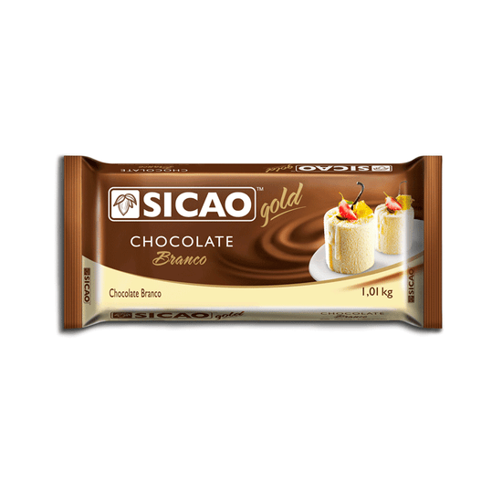 Chocolate Branco Sicao - 1,01kg