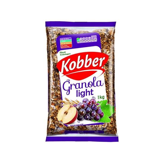Granola Light Kobber - 1kg
