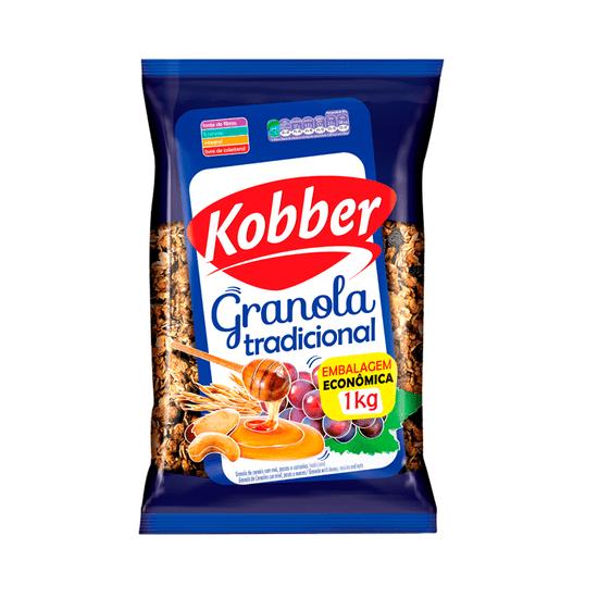 Granola Tradicional Kobber - 1kg