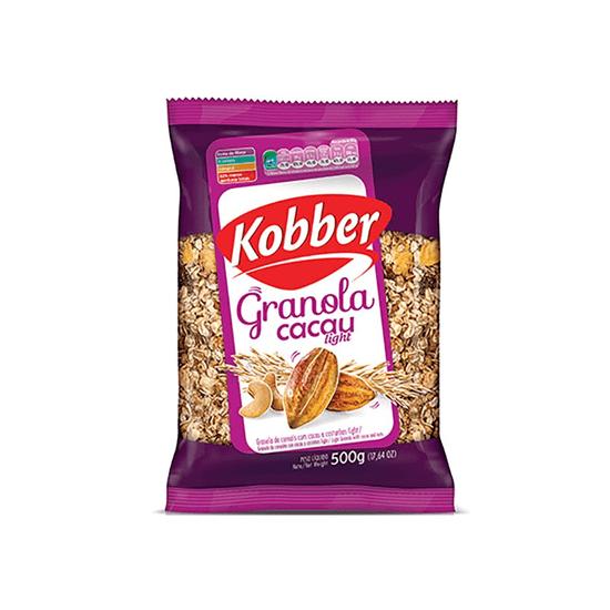 Granola Cacau Light Kobber - 500g