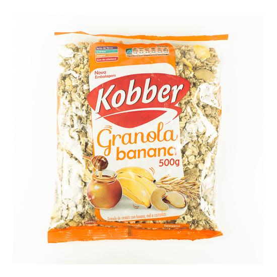 Granola Banana e Mel Kobber - 500g