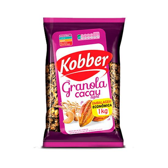 Granola Cacau Light Kobber - 1kg