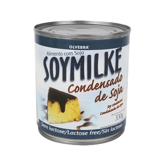 Leite Condensado de Soja Soymilke - 330g
