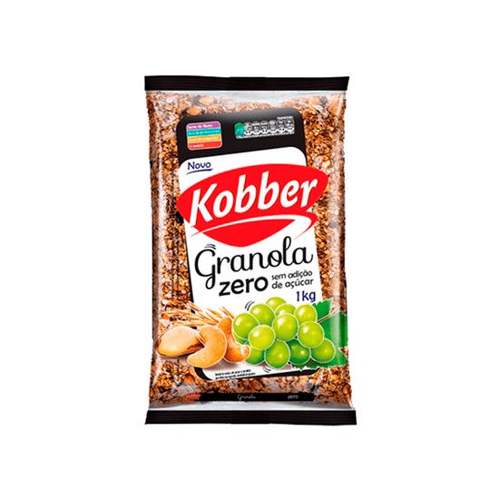 Granola Zero Kobber - 1kg