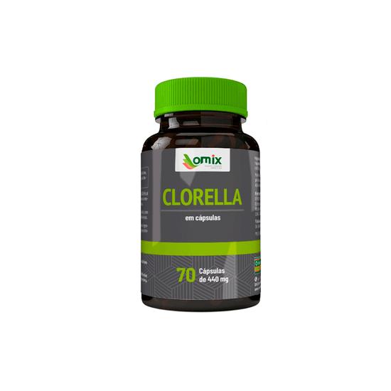 Clorella - 70 Capsulas Orientmix 440mg