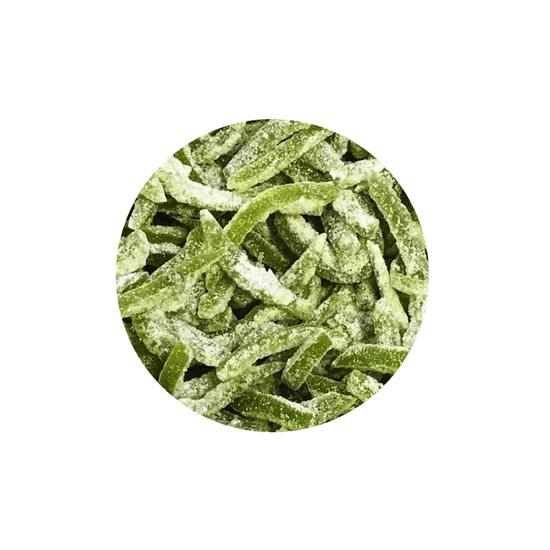 Limão Siciliano Cristalizado - 100g