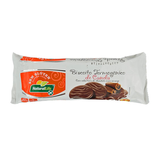 Biscoito Termogênico Canela Com Chocolate Sem Glúten Kodilar