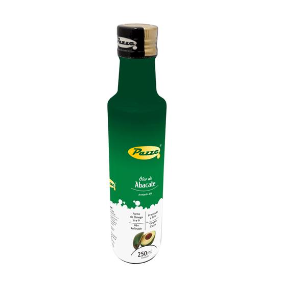 Óleo de Abacate Extra Virgem Pazze - 250 Ml