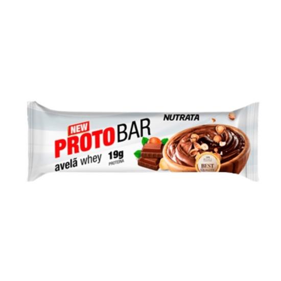 Barra Protobar Avela Whey Nutrata - 70g