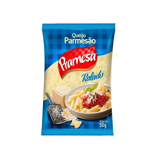 Queijo Parmesão Ralado Pramesa - 50g