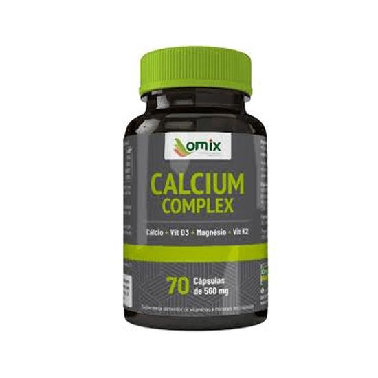 Calcium Complex - 560mg Orientmix 70 Capsulas
