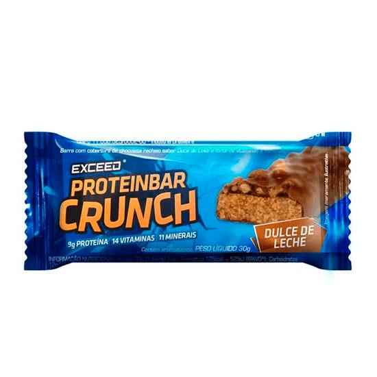 Exceed Protein Crunch Doce de Leite - 30g