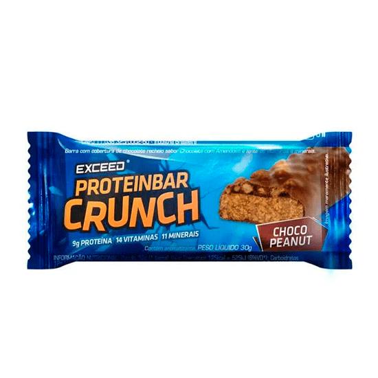 Exceed Protein Crunch Chocolate Peanut - 30g