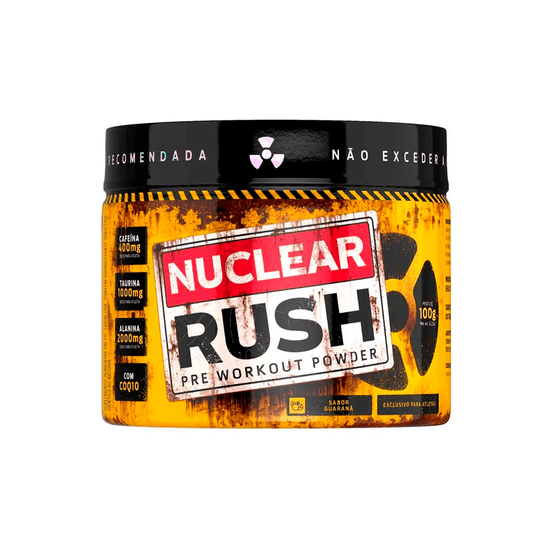 Nuclear Rush Guaraná Body Action - 100g