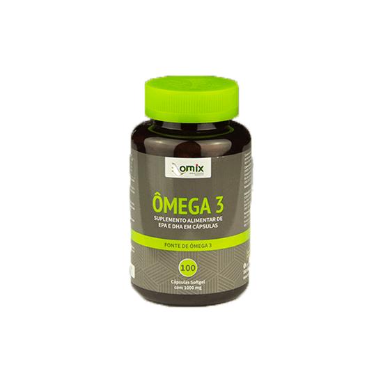Ômega - 3  Orientmix 1g
