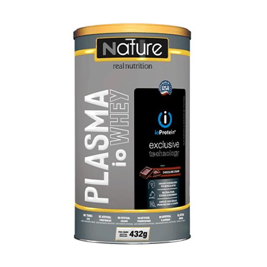 Plasma Iowhey Chocolate Nutrata - 432g