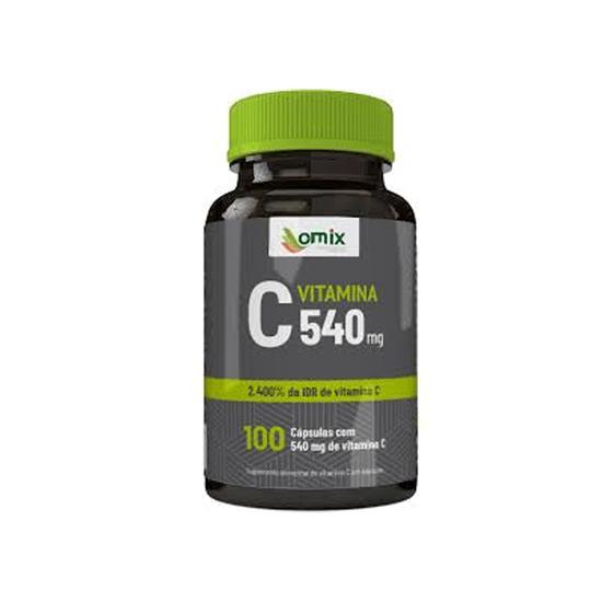 Vitamina C - 540mg 100 Capsulas Orientmix
